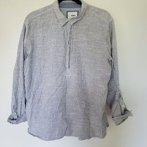 3for$25 striped Sonoma lightweight top